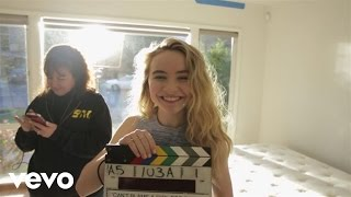 Скачать Sabrina Carpenter Can T Blame A Girl For Trying Behind The Scenes