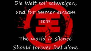 Tokio Hotel - Totgeliebt (w/ German and English lyrics)