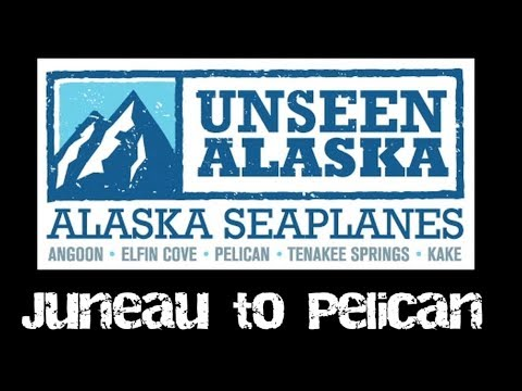 Juneau to Pelican - Alaska Seaplanes