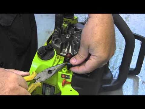 SOLVED: How to change/ Replace Poulan 2150 chainsaw primer