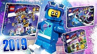 ЛЕГО Фильм 2 последние наборы в 2019? The LEGO Movie 2 sets