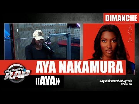 Youtube: Planète Rap – Aya Nakamura«Aya»