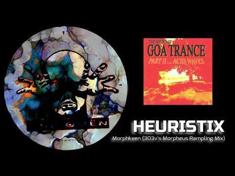 Heuristix - Morphkeen (303v's Morpheus Rampling Mix) (1995)