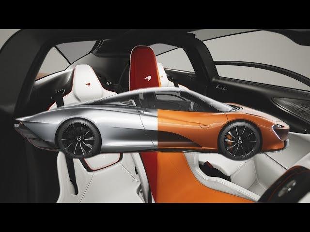 Speccing my McLaren Speedtail!