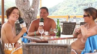 Compile de sexe sur les meilleures plages naturistes d'europe