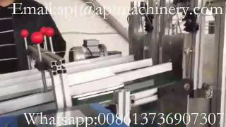 Aluminium Foil Food Tray Press Forming Machine with auto stacker