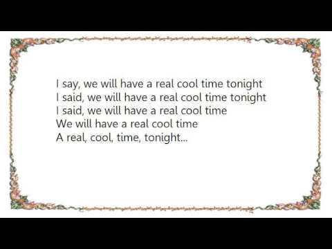Iggy Pop - Real Cool Time Lyrics