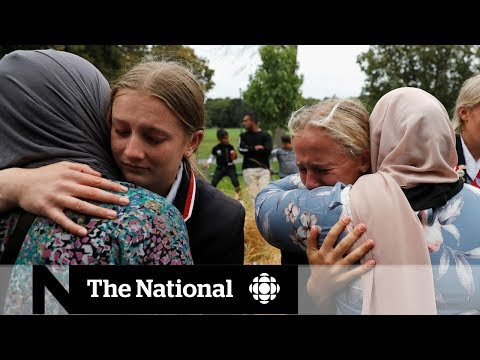 New Zealanders mourn 50 people killed in mosque shootings