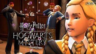 PENNY und Ich TRINKEN uns BESCHEUERT 🥴  Harry Potter Hogwarts Mystery 709