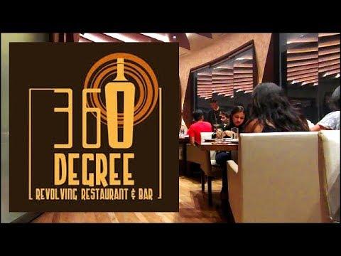 360 Degree Revolving Restaurant Deccan Pune