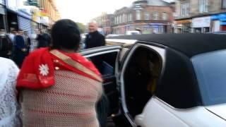 New Gandhi Indian Restaurant Glasgow Opening Night 24th April 2014