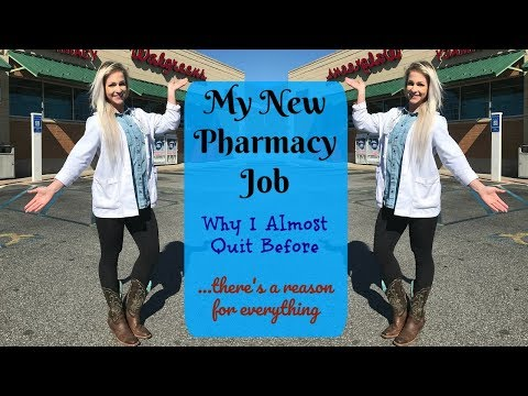 New Pharmacy Manager Position | Career Talk