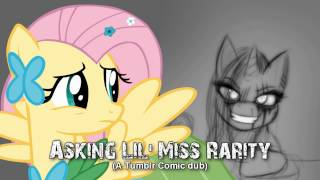 Asking Lil' Miss Rarity (Contains Mature Content!) thumbnail