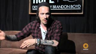 Http://ovationtv.comincubus front man brandon boyd sits down with ovation to talk about his creative process and the driving inspiration behind art.br...