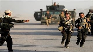 Iraq Captures Key Town From ISIS on Way to Mosul