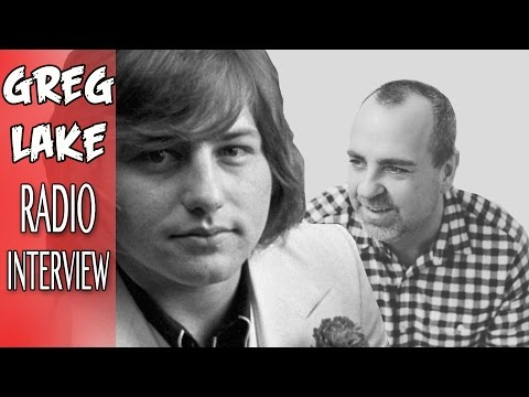 Greg Lake Interview With Rob Charles 2005