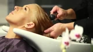 Как делать экранирование волос Эстель