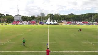 LIVE: 30th SEA Games 2019 Rugby 7s Men's Pool Round 5 (8 December 2019)
