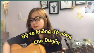 Độ Ta Không Độ Nàng  Cực Hay || Cover By Chu Duyên thumbnail