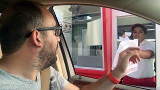Amerika'da Hamburger Fiyatları: In-n-Out Burger