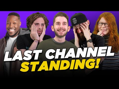 Comics Elimination Quiz - Last Channel Standing