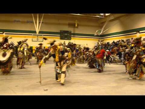 Newcomb High School Pow Wow 2013