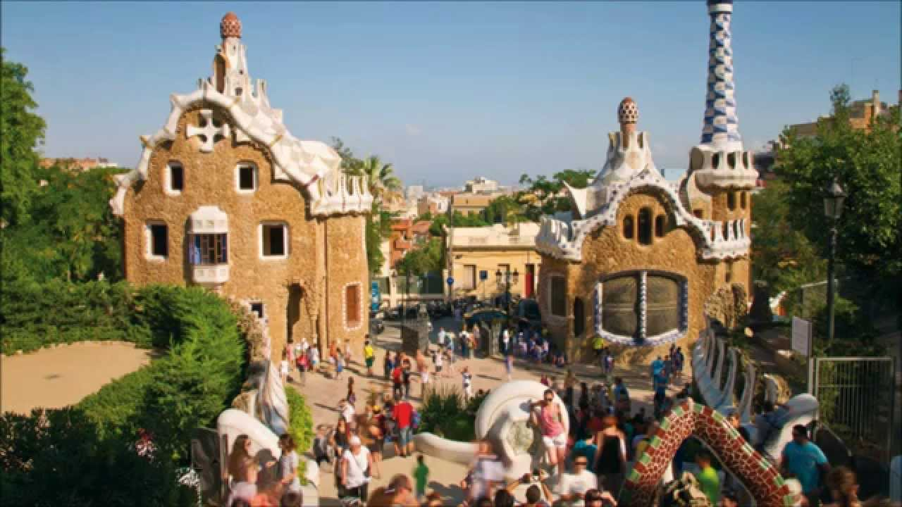 Mejores lugares para visitar en barcelona que no os pod is for Sitios donde casarse en barcelona