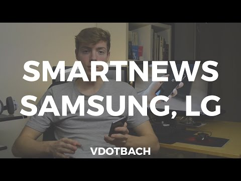 SmartNews #2 - Touchwizz, Britecell, Pepsi Phone P1...