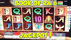 Book of Ra 6 JACKPOT auf 6€ - Freispiele Novoline Online Casino HD