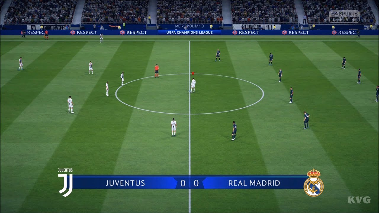 FIFA 19 Gameplay (Xbox One X HD) [1080p60FPS]