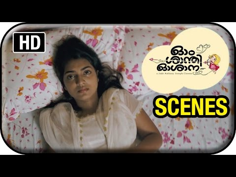 Om Shanti Oshana Movie Scenes HD | Nazriya decides to find Nivin Pauly's house | Comedy Scene