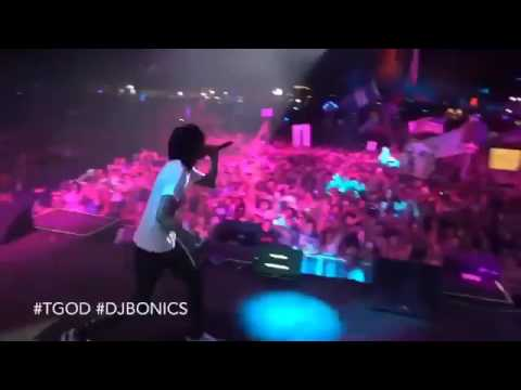 The Chainsmokers - Closer (Wiz Khalifa Remix) Live at Okeechobee 2017