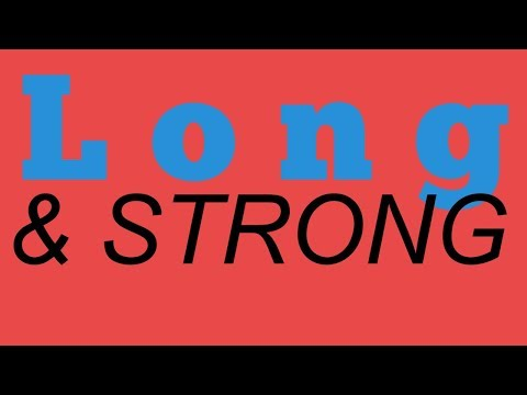 Episode 269: Long and Strong