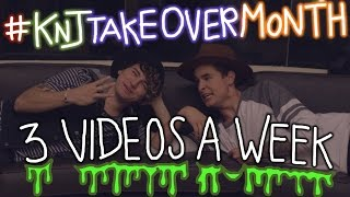 KianAndJc Take Over Month!