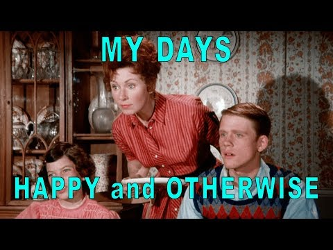 My Days: Happy and Otherwise  Marion Ross with Barry Kibrick