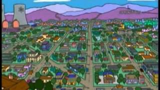 Simpson Forrest Gump ITALIANO BELLISSIMO.