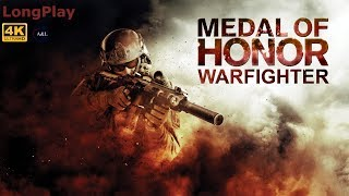 PC - Medal of Honor: Warfighter - LongPlay [4K]