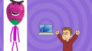 Barney U [Wii-U Error]