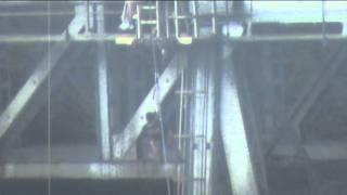 Gumpo Boys Bridge Slide Vic Falls