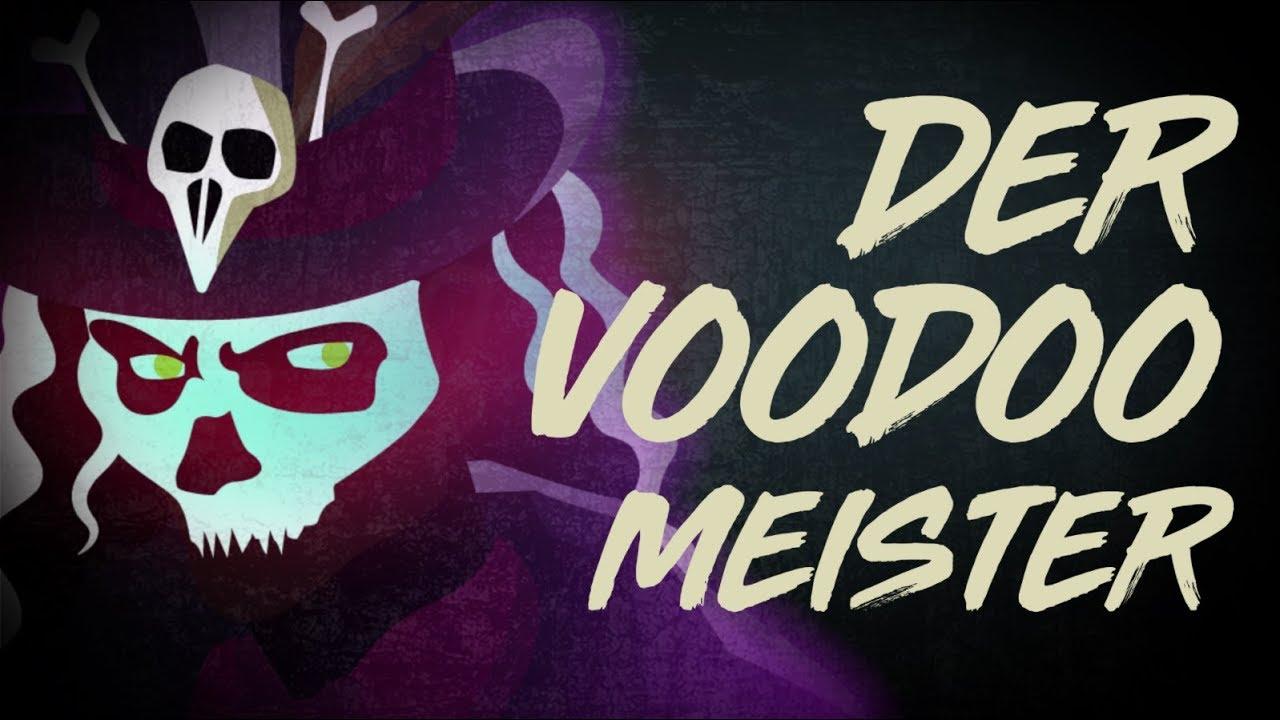 ANGST & SCHRECKEN | FOLGE #18 Der Voodoo Meister | German Creepypasta