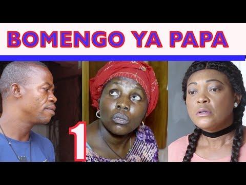BOMENGO YA PAPA Ep 1 Theatre Congolais avec Kalunga,Sylla,Vue de Loin,Mosela,Alain,Daddy,
