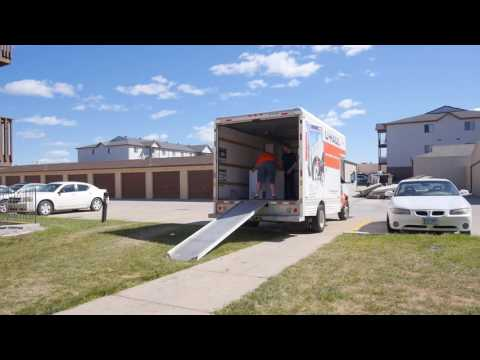 My move back to Minot - part 1 of 2
