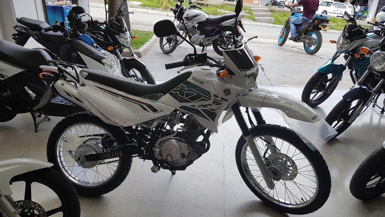 Modified Honda Xr 150 >> XTZ 125 - 2019 Blanca, Precio y ficha técnica. - YouTube