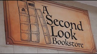 'A Second Look' Book Store - Grand Opening at Via Port Mall in Rotterdam, NY