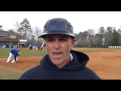 Carson-Newman Baseball: Tom Griffin Interview Post Shorter 02-18-15