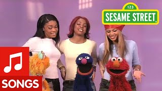 "Sesame Street: ""A New Way to Walk"" with Destiny"