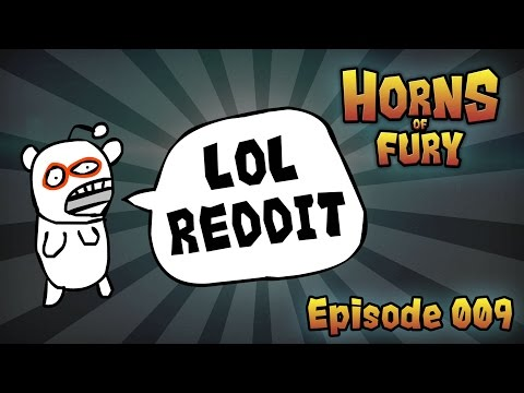 Horns of Fury – Your Artwork and Reddit (LMAG #9)