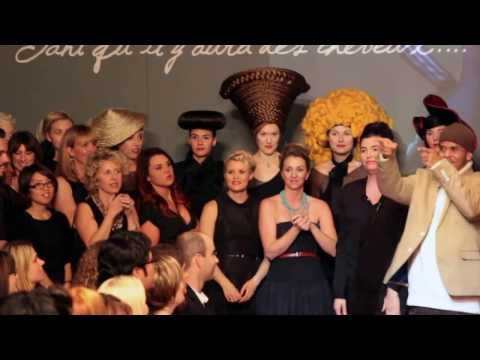 Runway Hair Style Collection 2013 - FrenchCut Hair Salon - Monica Marteau - Portland, Oregon