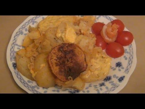 Картошка в духовке - очень вкусный рецепт от Мармеладной Лисицыиз YouTube · С высокой четкостью · Длительность: 7 мин11 с  · Просмотры: более 19000 · отправлено: 09.04.2017 · кем отправлено: Мармеладная Лисица
