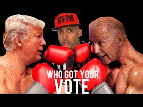 Trump Or Biden Who Wins Your Vote Youtube